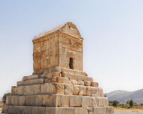 Pasargadae in Shiraz