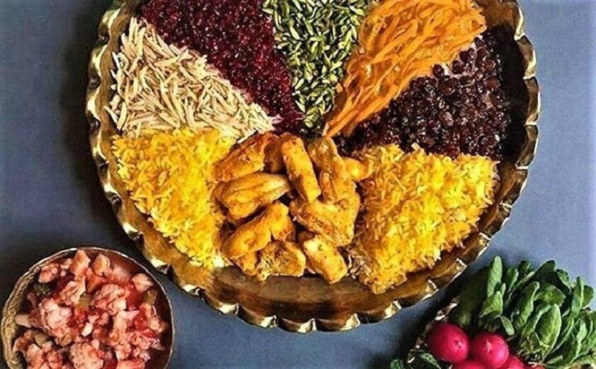 Lorestan's Seven Colored Rice