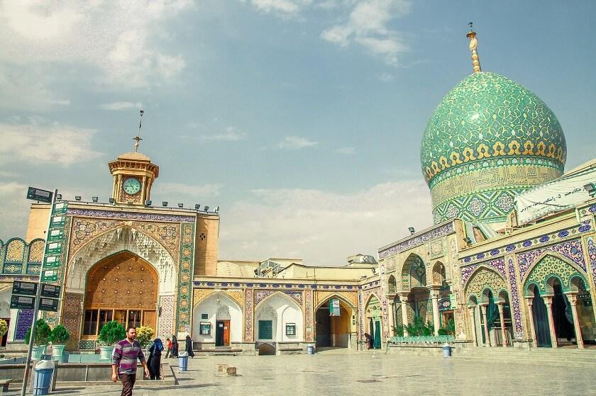 Shah Abdol Azim