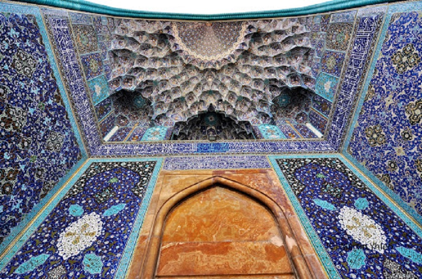 Masjed Emam in Isfahan