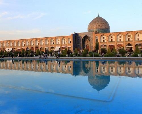 beauty of Isfahan: Sheikh Lotfollah