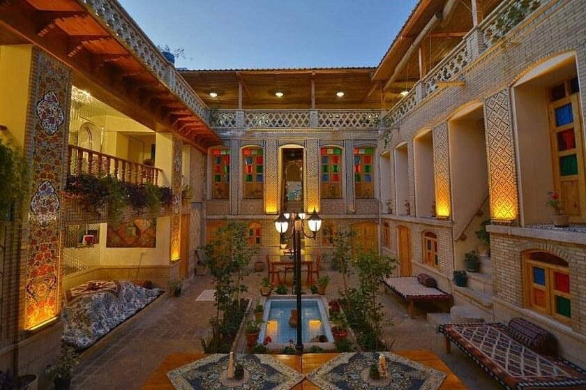 Hotels in Shiraz