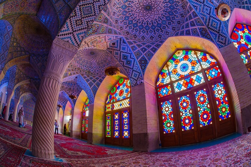 The Pink Mosque