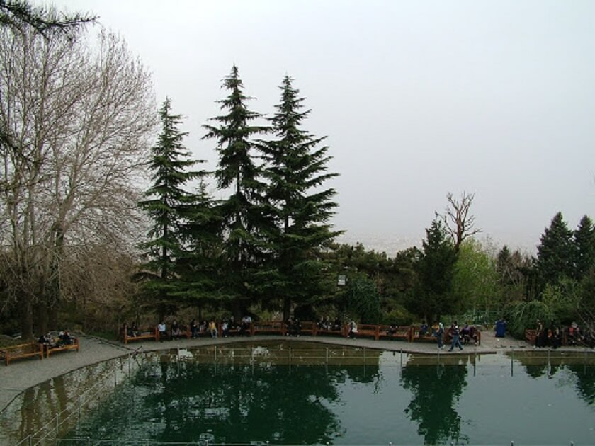 Jamshidieh Park
