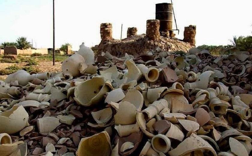 Broken Jugs of Charshanbeh Suri
