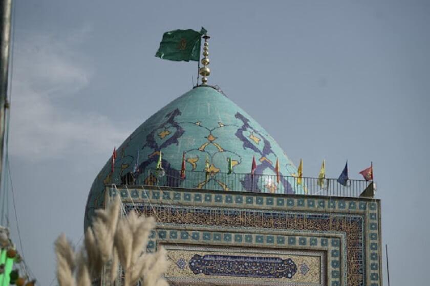 Imamzadeh Saleh Shrine in Tehran