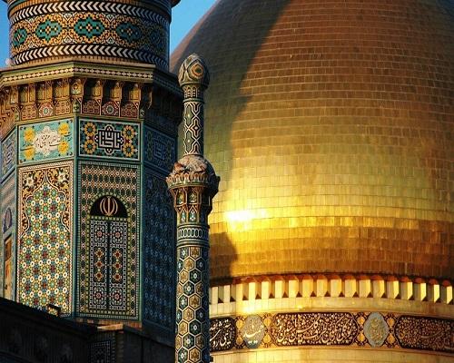 Shrines in Iran