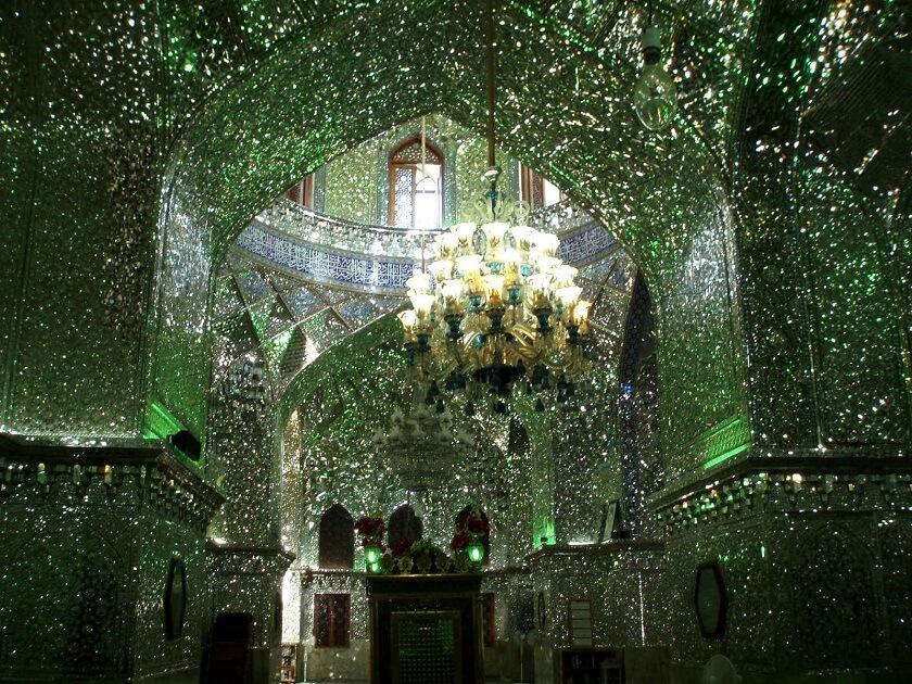 Shah Cheraq in Shiraz