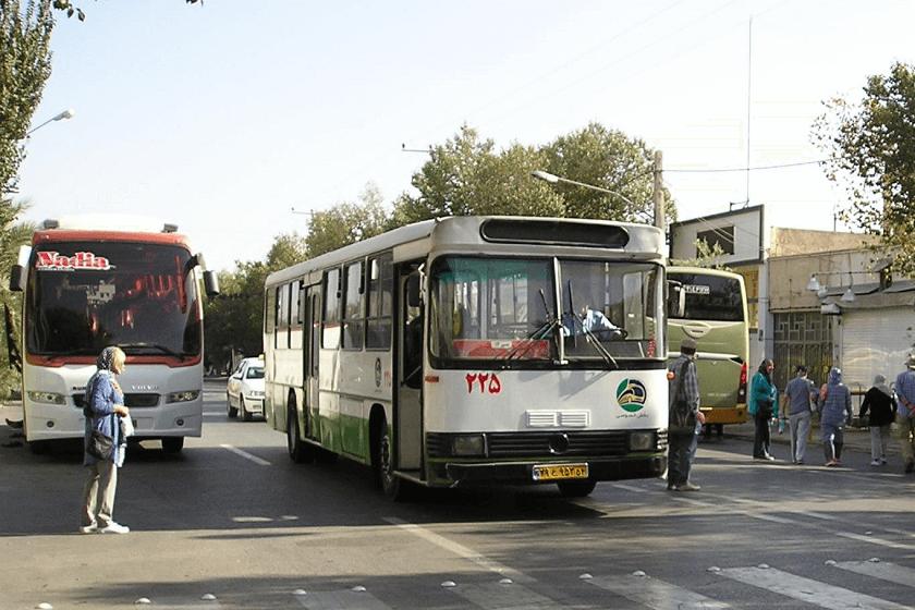 Transportation in Yazd
