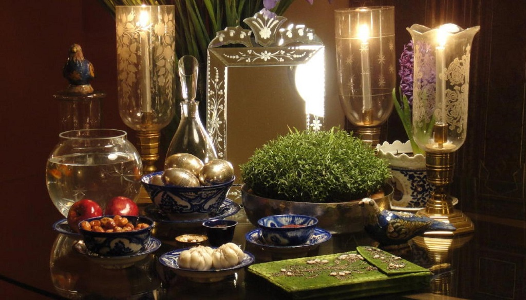 The Celebration of New Year in Iran Nowruz