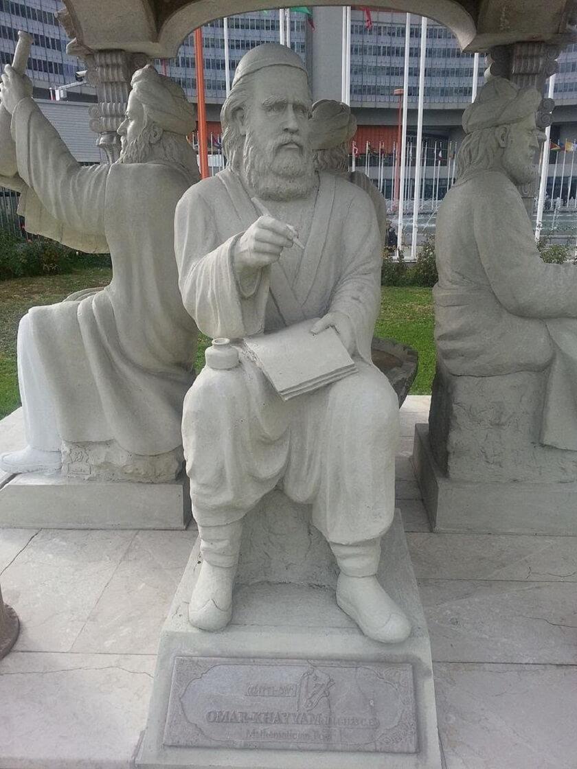 Ommar Khayyam and Nowruz
