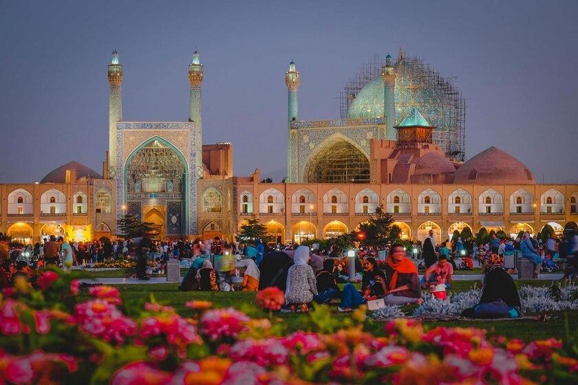 Isfahan Naqsh-e Jahan
