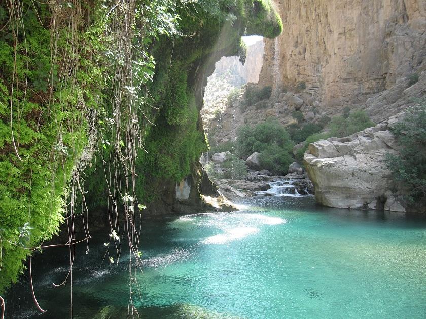 Boragh Canyon