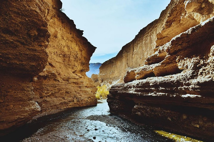 Kal-e jeni Canyon