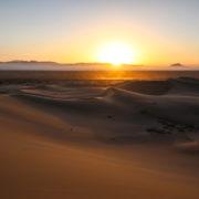 Bafq Desert