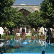 Hafezieh in Shiraz