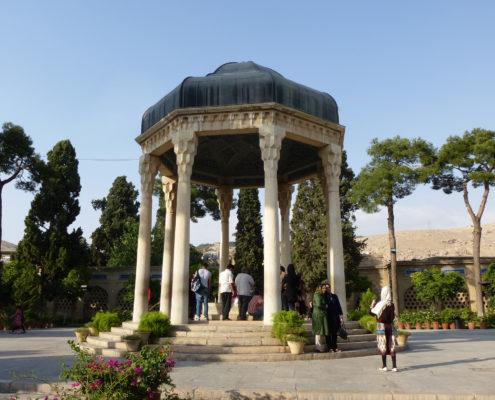Hafezieh in Shiraz