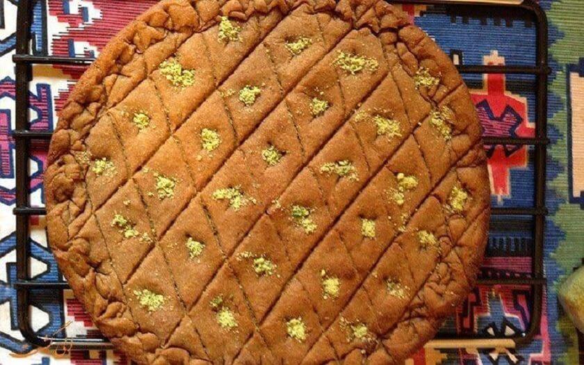 Kerman Date Pastry