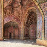 Nasir al Molk Mosque in Shiraz
