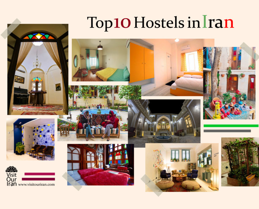Top Iran Hostels