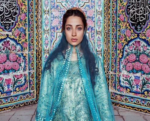 Traditional Iranian Clothing