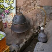 Golab Giri, Extraction of Rose Water
