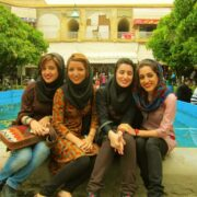 The Way Girls Dress in Iran