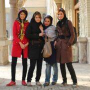 The Way Women Dress in Iran