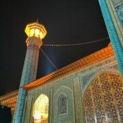 Shah Cheragh in Shiraz