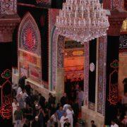 Imam Hussain Shrine in Karbala