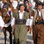 Balouch Men in Local Dress