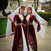 Azari Costume and Dress Code