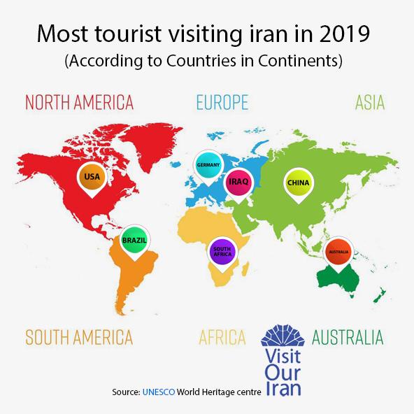 tourists to Iran