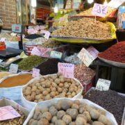 Shopping at the Bazaar