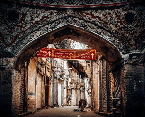 Tehran Old City Walking Tour
