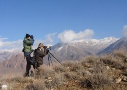 Conservationists in Iran