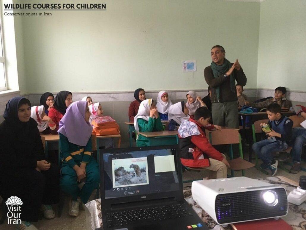 Wildlife Courses for Children