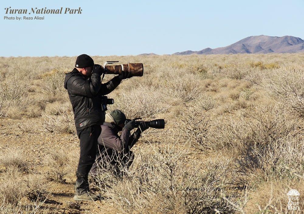 Birdwatching in Turan National Park