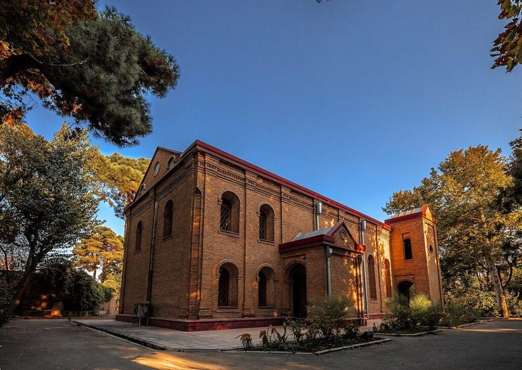 Saint Peter Evangelical Church of Tehran