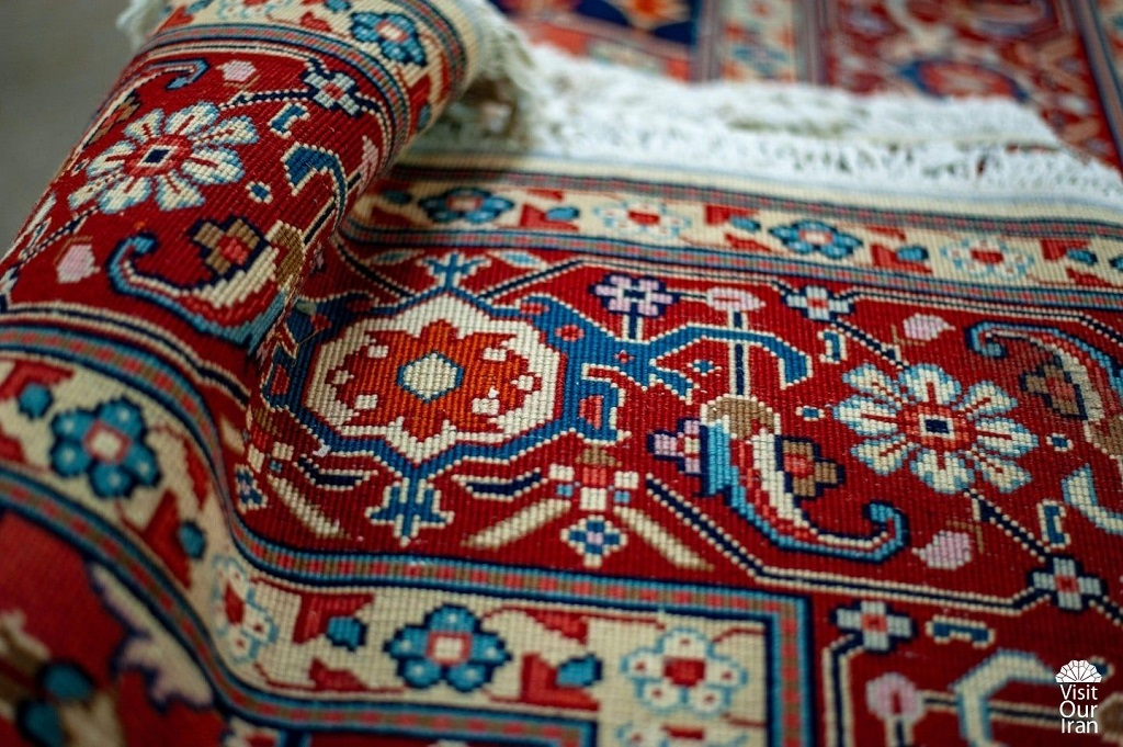 Pattern and Style of Persian Carpet