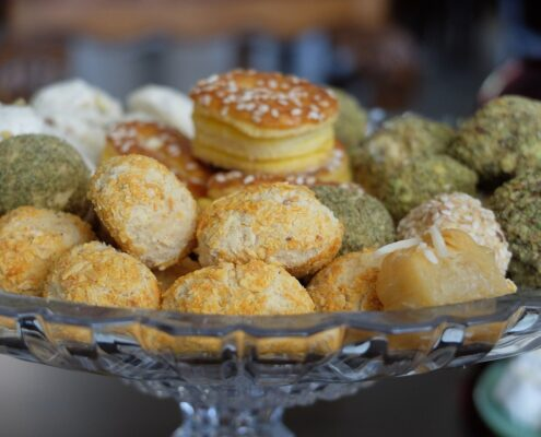 Persian Sweets and Pastry