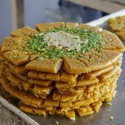 Persian Sweets and Pastry (Sohan)