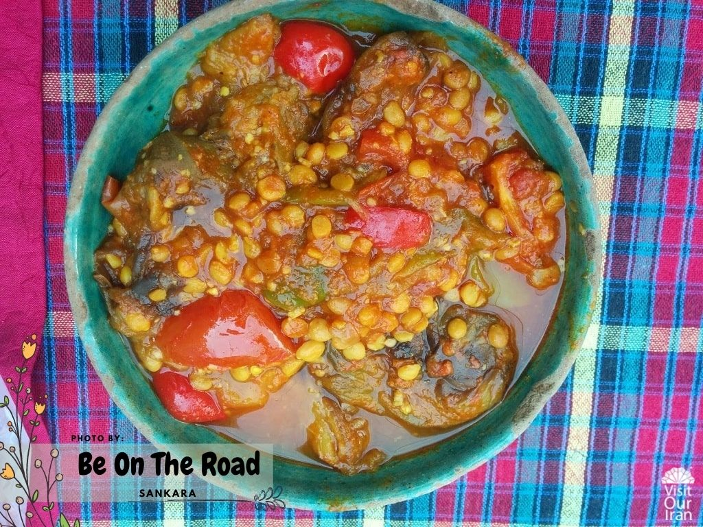 Be on the road- Sankara Tells Us about His Favorite Persian Food