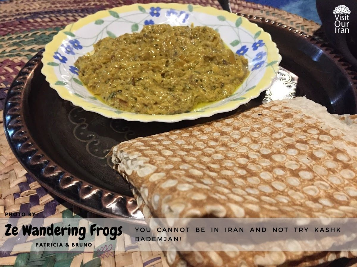 Patricia and Bruno Tell Us about Their Favorite Persian Food