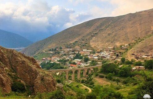 The trans-Iranian Railway