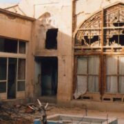 Kianpour Historical House before Renovation