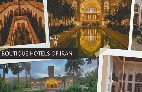 10 Best Boutique Hotels of Iran
