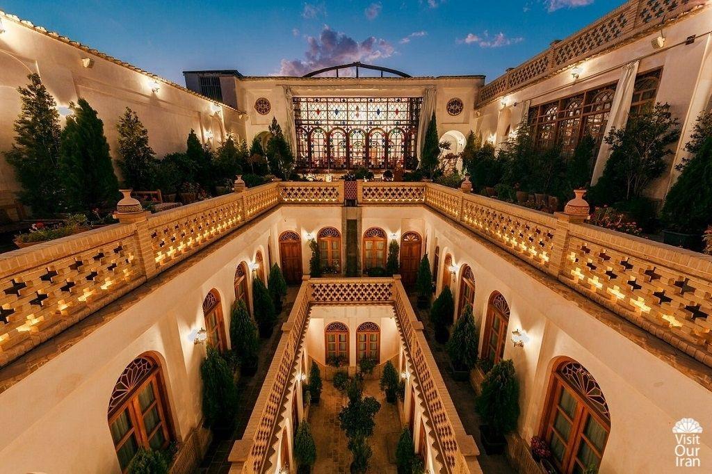 Ghasr Monshi Boutique Hotel