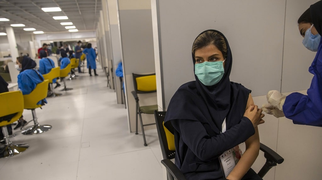 Vaccination in Iran